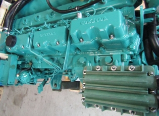 Volvo Penta AQAD 41P-A  Fully remanufactured for commercial application