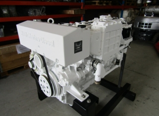 MAN Marine Engine D2866 LE 401, 600HP, Fully Rebuild