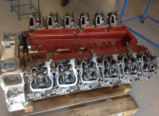 MAN D2842 LE 404, Long Block for AmBoss Corp/ USA