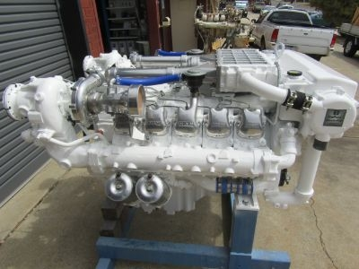 FOR SALE MAN D2840 LE 401 / 407 – FULLY REMANUFACTURED