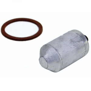 Orbitrade 15661 Anode for Cooling System for Volvo Penta D60, D70, D100, D120