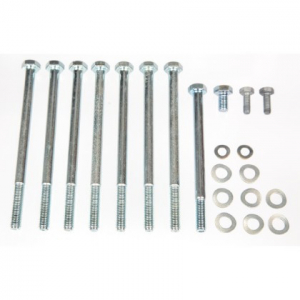 Orbitrade 22007 Exhaust Manifold Bolt Kit for Volvo Penta B21, B23, B25