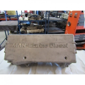 MAN Heat Exchanger Tank - 51.06102-6115 X