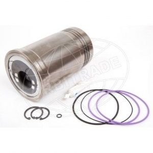 Orbitrade 30834 Piston Cylinder Liner Kit for Volvo Penta D31, D41