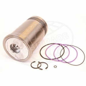 Orbitrade 30714 Piston Cylinder Liner Kit for Volvo Penta D31, D41, D42, D43
