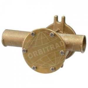 Orbitrade 15115 Sea Water Pump for Volvo Penta D31, D32, D41, D42, D43, D44, D300
