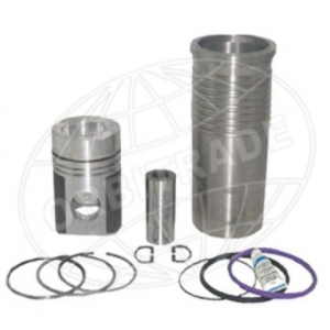 Orbitrade 30388 Piston Cylinder Liner Kit for Volvo Penta D60
