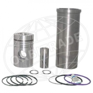 Orbitrade 30379 Piston Cylinder Liner Kit for Volvo Penta D70