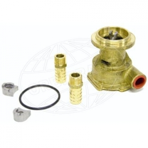 Orbitrade 15895 Sea Water Pump for Volvo Penta B18, B20, MD3, MD17