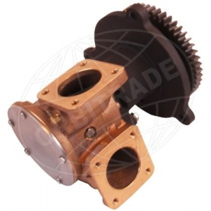Orbitrade 15848 Sea Water Pump for Volvo Penta D13