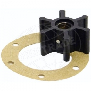 Orbitrade 15807 Impeller for Volvo Penta MB10 MD1, MD2, MD6, 2010, 2020