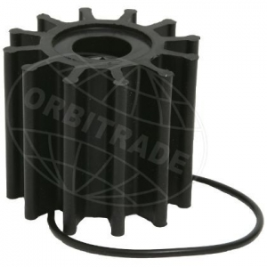 Orbitrade 15662 Impeller for Volvo Penta D3
