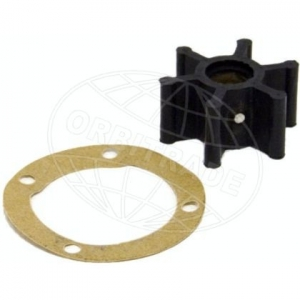 Orbitrade 15583 Impeller for Volvo Penta MB10, MD1, MD2, MD5, MD6, MD7, MD11, 2001, 2002, 2003
