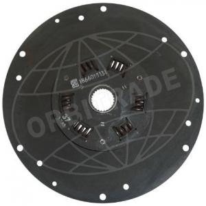 Orbitrade 19617 Vibration Damper for Volvo Penta B30, D21, D40