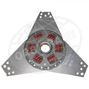 Orbitrade 19656 Vibration Damper for Volvo Penta V6, V8