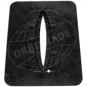 Orbitrade 19932 Sail Drive Mounting Cover for Volvo Penta
