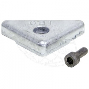 Orbitrade 19793 Anode for Suspension Yoke for SP and  DP Drive for Volvo Penta