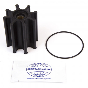 Orbitrade 15587 Impeller for Volvo Penta D9, D11