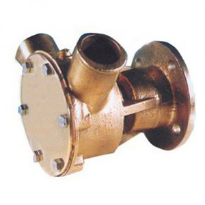 Orbitrade 15824 Sea Water Pump for Volvo Penta D22