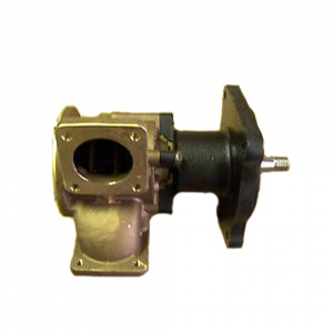 Orbitrade 15207 Sea Water Pump for Volvo Penta D12